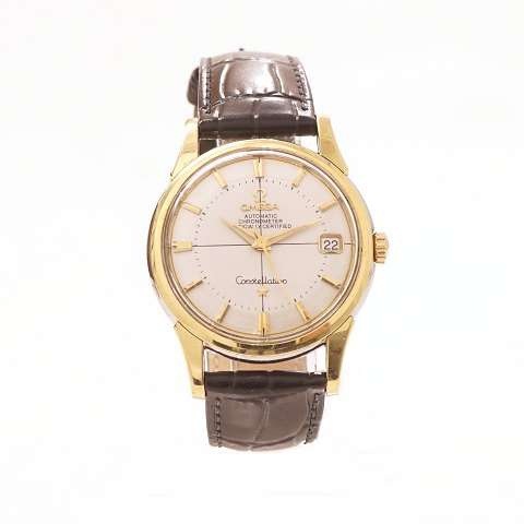 Omega  Constellation Automatic. Ref 14393 7SC. D: 